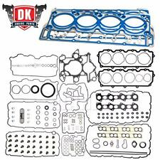 Ford Powerstroke 6.0 Full Gasket Set WITH OEM HEAD GASKETS F250 F350 18MM