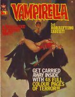 Vampirella Comic Book Lot|100+ Issues|Warren Publishing|Vintage|Vampire|Art