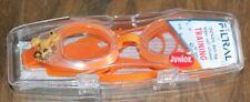 orange Schwimmbrille Tauchbrille FILTRAL Junior Training 100% UV-Anti-fog NEU