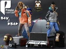 ACI Toys x Jason Siu 1/6 Primates in concrete jungle_ Combo Set + Tent _AT040Z