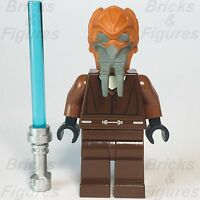 STAR WARS lego PLO KOON force JEDI MASTER minifig GENUINE republic 8093 7676