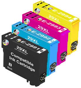 Ink Cartridges for Epson XP-245 XP-247 XP-342 XP-345 XP-442 XP-445 XP-332 lot