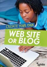 Media Genius: Create Your Own Web Site or Blog by Matthew Anniss (2016,...