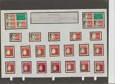 Usa Cinderella Stamp 12-24- Charity Stamps Collection as seen- Illinois