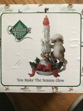 "Charming Tails ""You Make The Season Glow"" 98/5500 Fitz And Floyd"