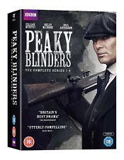 Peaky Blinders Series 1-4 DVD Complete Season 1 2 3 4 New Sealed Region 2 UK