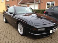 1998 BMW e31 840ci sport 4.4 v8 not 850i, csi, Alpina