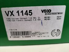 VECO VX1145 BRAKE SHOE SET FOR FORD TOURENO CIONNECT AND TRANSIT CONNECT