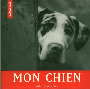 Livre mon chien éditions Autrement 2001 book