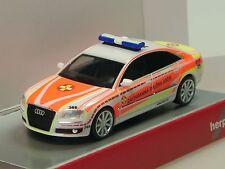 Herpa Audi A8 ASB Tschechien (CZ) - 092357 - 1/87