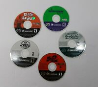Lot of 5 Nintendo Gamecube Games Disc Only All Tested & Working Viewtiful Joe 2