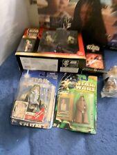 Star Wars Junk Draw Lot: Book, VHS, Toys