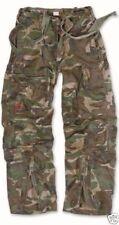 Pantalones de hombre cargo Surplus Raw Vintage 100% algodón