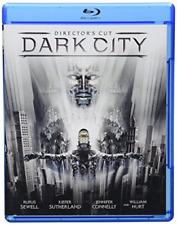 Dark City Blu-ray 1998 Rufus Sewell Directors Cut Theatrical Version