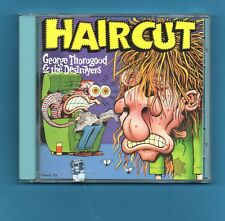 (GCD-42) HAIRCUT-GEORGE THOROGOOD AND THE DESTROYERS-1993 EMI RECORDS