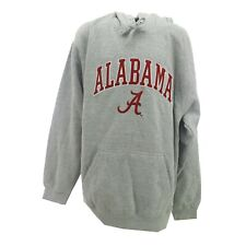 Alabama Crimson Tide Official NCAA Apparel Adult Size Hooded Sweatshirt New Tags