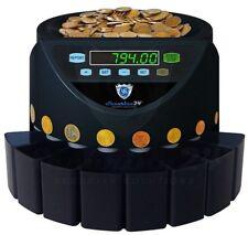Geldzählmaschine Securina24® Münzzähler Münzzählmaschine Geldzähler Wertzähler