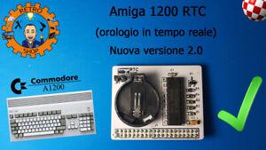 Amiga 1200 RTC (orologio in tempo reale) Nuova versione 2.0
