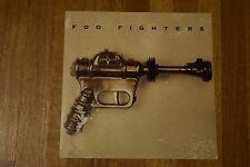 "Foo Fighters Original 1995 Ray Gun Promotional Album Flat Art Poster 12.25"""