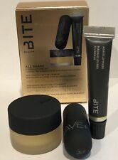 BITE BEAUTY All Agave 3-Piece Lip Care Set (Mask,Therapy, Balm) Original Formula