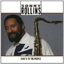 SONNY ROLLINS - HERE'S TO THE PEOPLE  CD NEW!