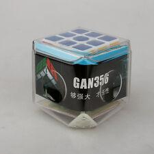 White Gans III No.3 56mm Speed 3x3 3x3x3 Magic Cube GAN 356 3-56 By Ganspuzzle