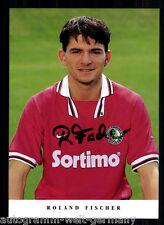 Roland pescatori FC Augsburg 1997-98 Top AK +a52294