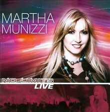 MARTHA MUNIZZI - NO LIMITS - LIVE - MINT 2 CD SET