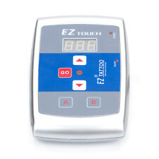 Premium EZ Digital Display Touch Screen Tattoo Power Supply with 1 Adapter cord