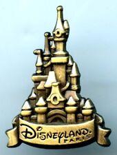 Disneyland Paris - Senior Executive Cast Management Castle Pin (Rare)