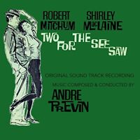 Andre Previn - Two for the See-Saw (Original Soundtrack) [CD]