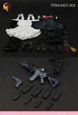 Magic Cube Toys 1:6 scale Armed Maid Outfit Set 2.0 MC-C003