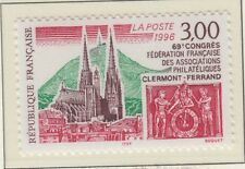 TIMBRE FRANCE NEUF  N° 3004 ** CLERMONT-FERRAND