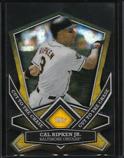 2013 Topps Cut To The Chase CTC-40 CAL RIPKEN JR. Die Cut Baltimore Orioles