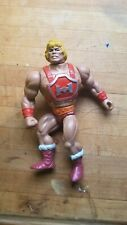 thunder punch he-man vintage *item is used*