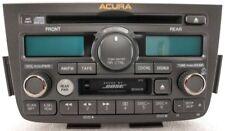 Acura MDX 2001-2004 CD Cassette DVD BOSE radio. OEM factory original A610 stereo
