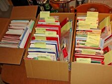 1300 HALLMARK CARDS (APPROX) - CHRISTMAS - SORTED BY TYPE - SEE DETAIL - P1042