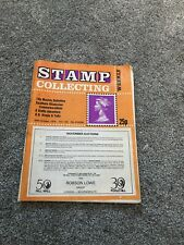 Stamp Collecting Weekly October 1979