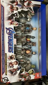 Marvel Avengers 12 inch Action Figure Set Titan Hero Series
