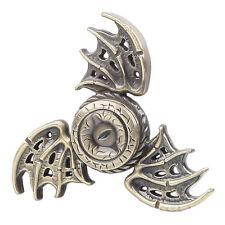 Gear Fidget Toy Game of Thrones Dragon Hand Spinner Metal Finger Stress Reducer