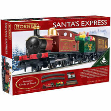 HORNBY Set R1185 Santa's Express Christmas Train Set