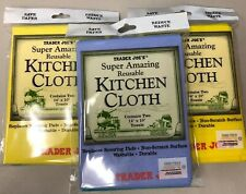 Trader Joe's Super Amazing Reusable Kitchen Cloth 2 Pack