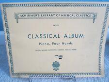 Classical Album for Piano, Four-Hands