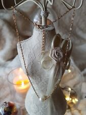 Collar de Oro de perlas de imitación