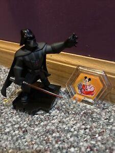 Darth Vader Disney Infinity Plus Mickey's Car Power Disc