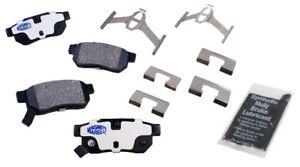 Disc Brake Pad Set-GS Rear Magneti Marelli 1AMV400374