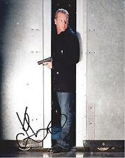 """Keifer Sutherland Jack Bauer 24 Signed 8""""x10"""" Photo COA"""