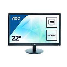 Monitor AOC 21.5 E2270swhn Led D-sub HDMI