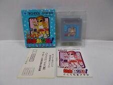 GB -- Bikkuri Nekketsu Shinkiroku! -- Box. Game Boy, JAPAN Game Nintendo. 13533