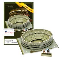 The Colosseum 3D Puzzle Jigsaw Model Coliseum Flavian Amphitheatre Rome Italy